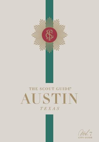THE SCOUT GUIDE AUSTIN VOLUME 7