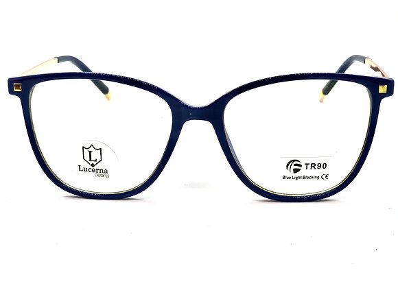 Lucerna Desing azul