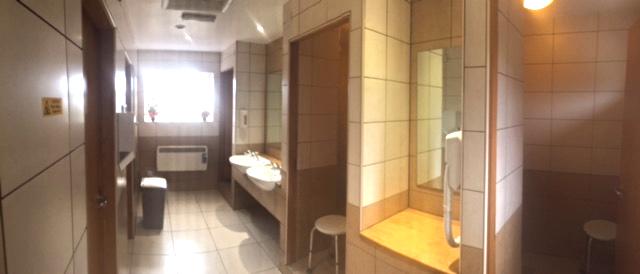 Ladies Washroom