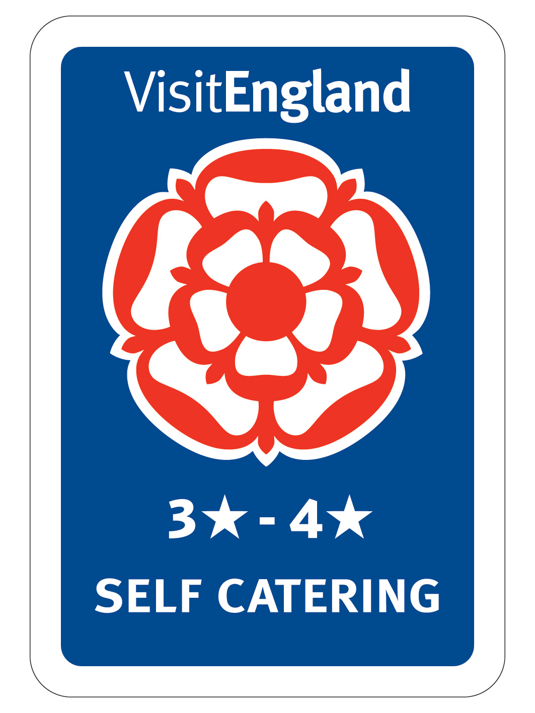 3-4 Stars Self Catering