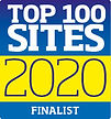 Top 100 sites 2020 logo - finalist (web)