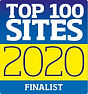 Top 100 sites 2020 logo - finalist (web)