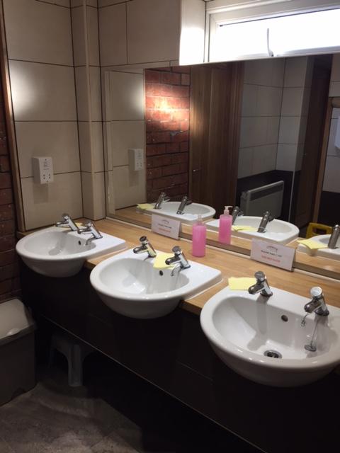 Gents Washroom