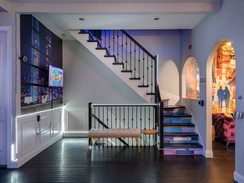 Stairs Lounge