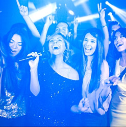 a no judgement zone #karaoke