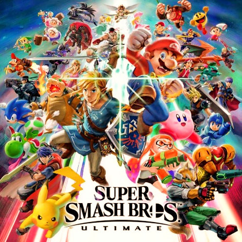Smash Brothers Ultimate