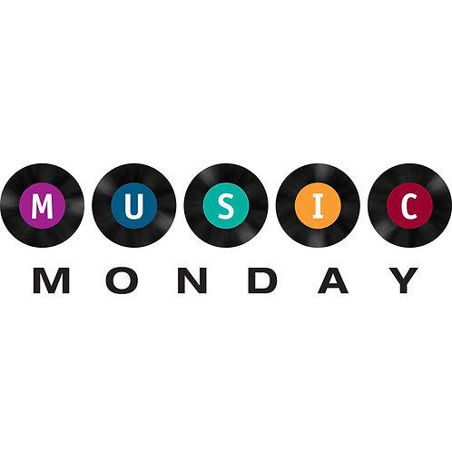 COEXIST MUSIC MONDAYS