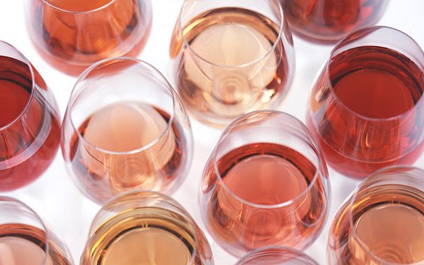 Ring around the Rosé!