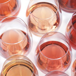 let's play ring around the Rosé!