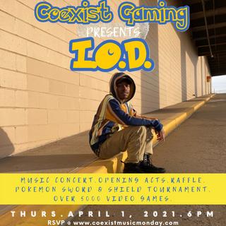 IOD Concert x Pokemon Tournament