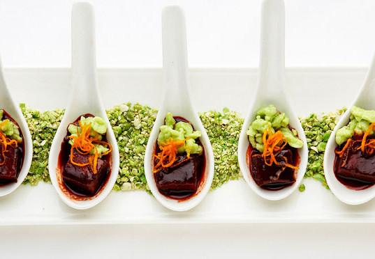 go savory, or go vegan?