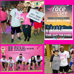 Race For The Cure 2018!