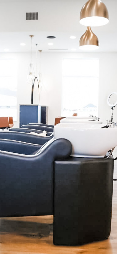Relaxing Shampoo Bowls
