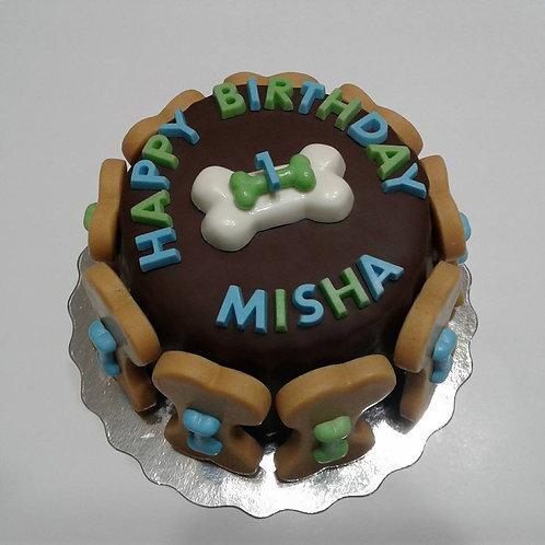 Grain Free Happy Birthday Cakes