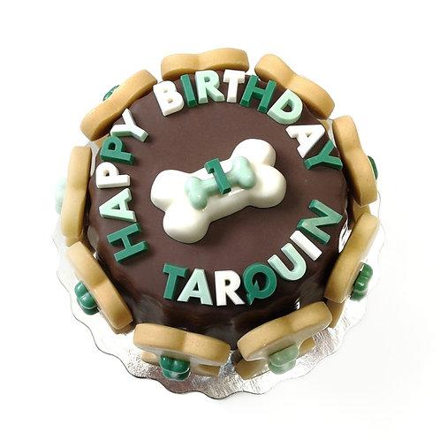 Grain Free Happy Birthday Cake