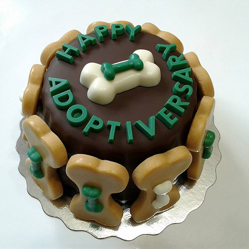 Adoptiversary Cakes