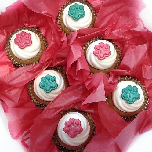 Pawliday Cup Cakes 1/2 Dozen