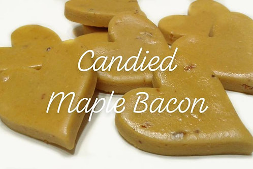 Grain Free Candied Maple Bacon Treats