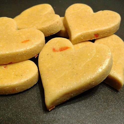 Grain Free Carrot Cake Treats