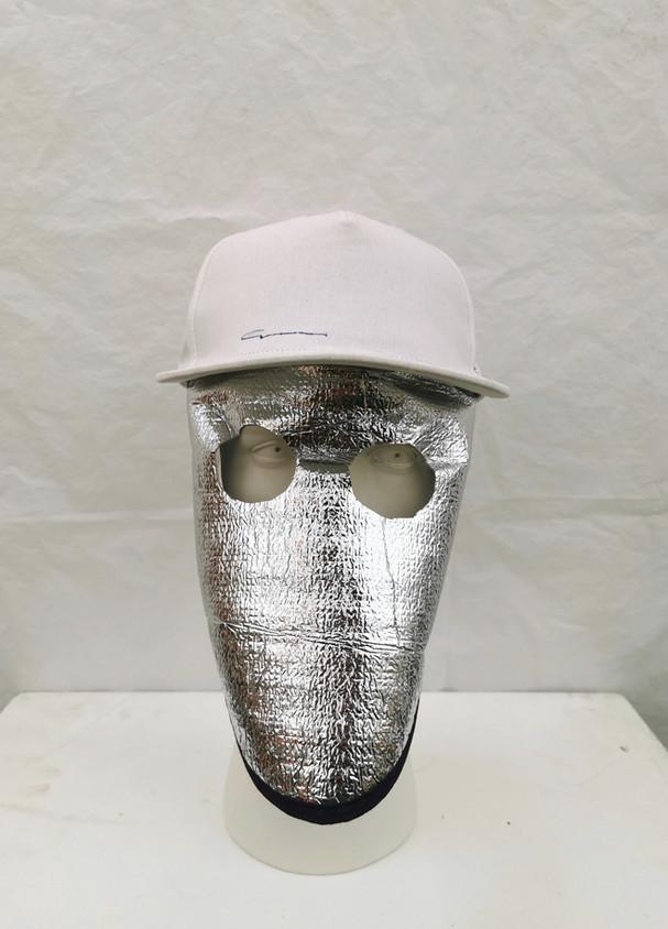 Hitzeschutz-Maske