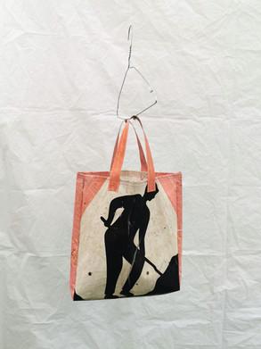 Baustellenkreuz-Tasche