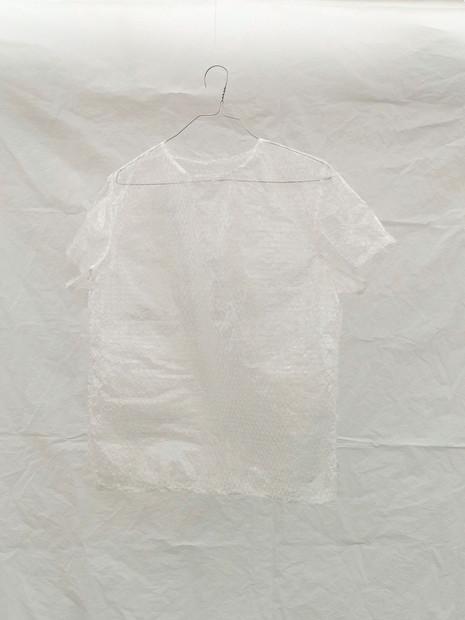 Luftpolsterfolie-Shirt
