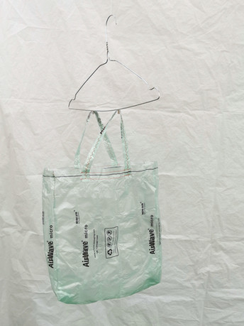 Füllmaterial-Tasche