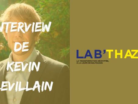 Interview de Kevin Levillain : La Loi PACTE est une révolution conceptuelle