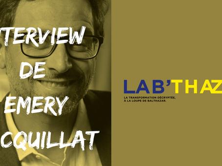 L'interview d'Emery Jacquillat - Eviter le purpose washing : quoi faire de sa raison d'être ?