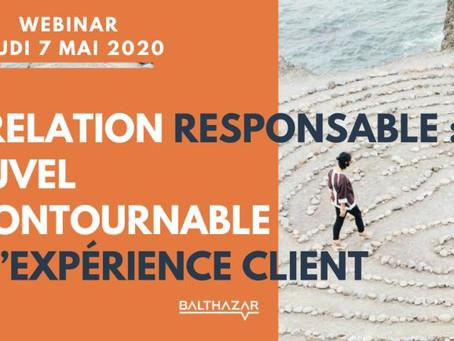 La relation responsable : nouvel incontournable de l'expérience client