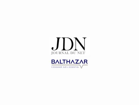 [La presse en parle !] La data responsable nouvel accélérateur de l'entreprise