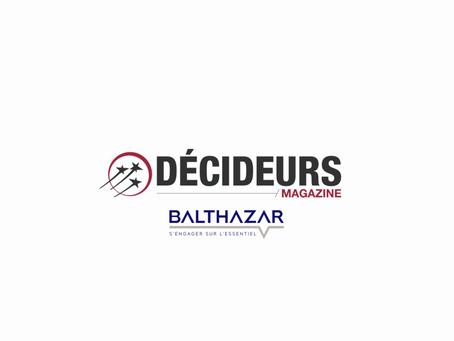 [La presse en parle !] Balthazar apparaît dans 4 classements ...