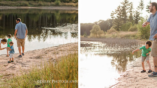 Adventure Family Session- J.Selby Photography | Holland MI Photographer