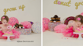 Donut Smash! J.Selby Photography | Holland MI Photographer