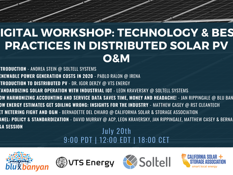 Catalyzing Efficiency In The Distributed Solar PV Market