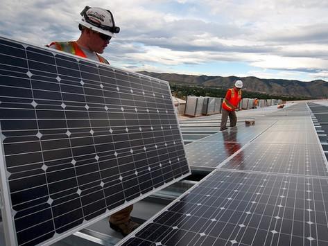 US solar market grew 24% in 2020
