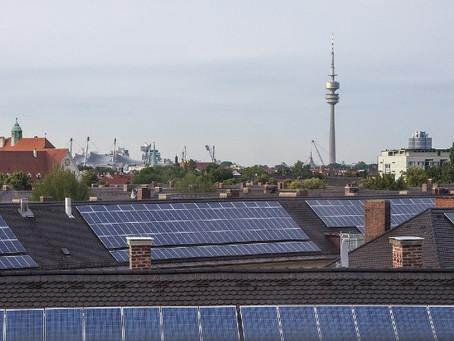 Solar PV capacity in Germany at 52.3 GW