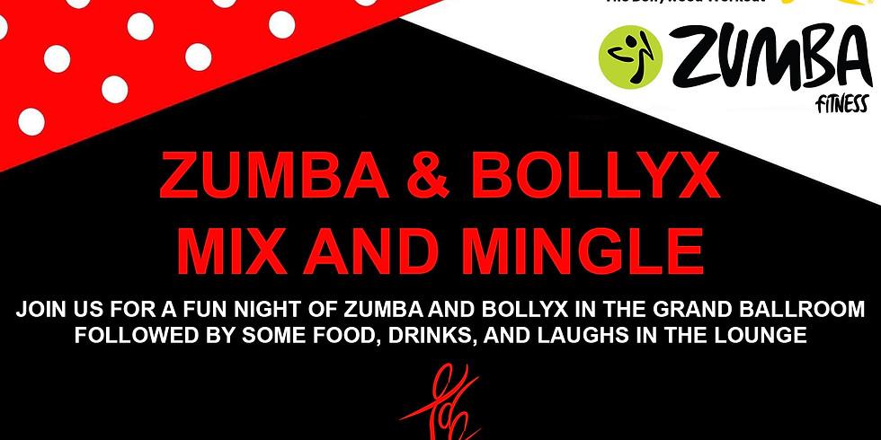 Zumba & BollyX Mix and Mingle