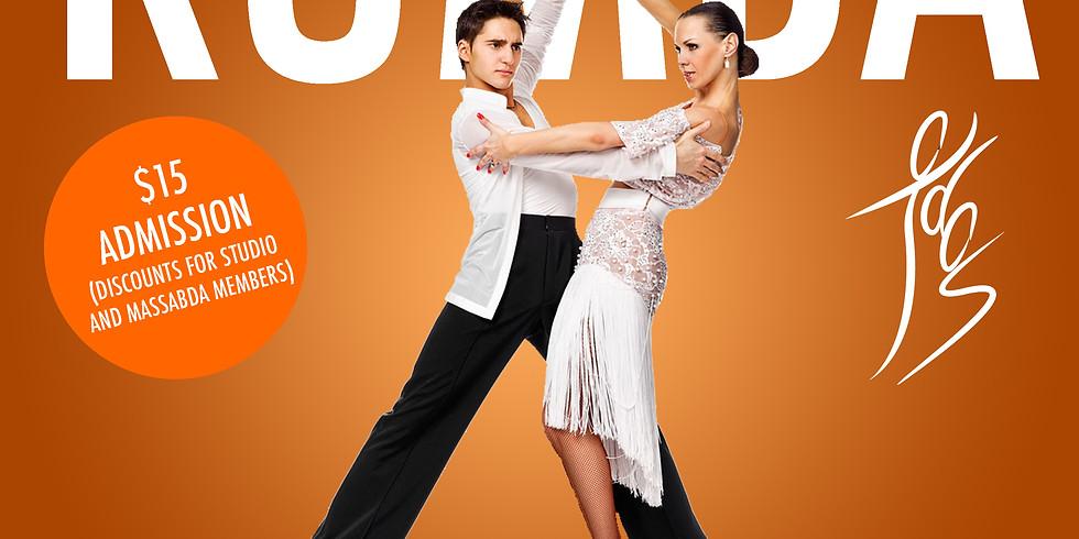 Social Dance Party 11/9