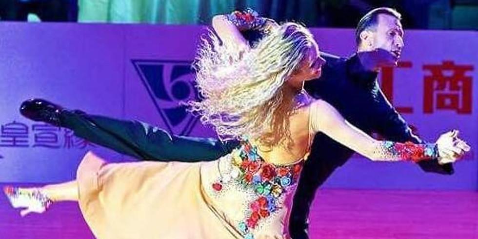 DanceSport Standard with Mirko Gozzoli & Edita Daniute