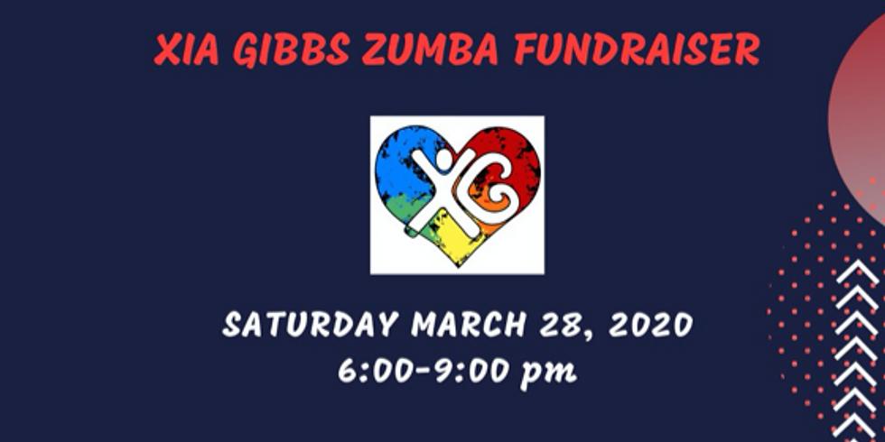 Xia-Gibbs Zumba Fundraiser