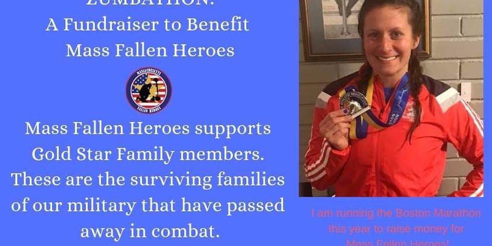 Zumbathon: A Fundraiser to Benefit Mass Fallen Heroes