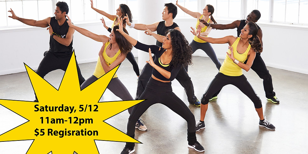 Mother's Day BollyX Class