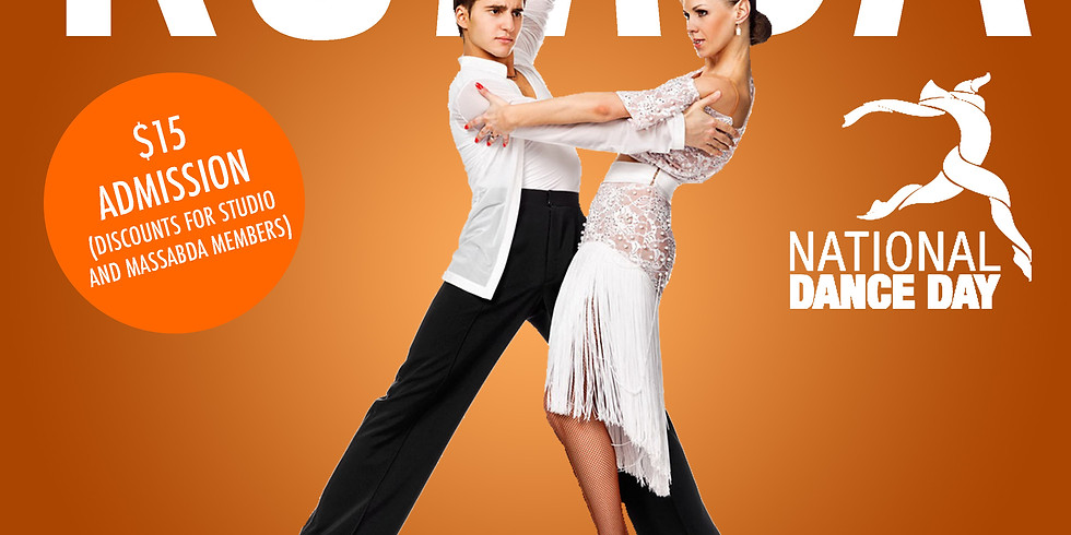 National Dance Day Social