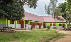 Nsambya Classroom Block