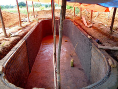 Gayaza Underground Tank