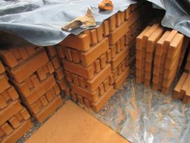 Interlocking Stabilized Soil Bricks
