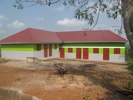 Byerima Staff Quarters
