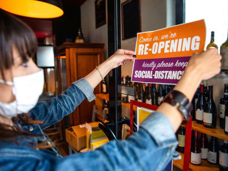 The top 4 questions to ask before re-opening your business