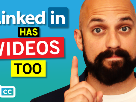 How to Add Captions to LinkedIn Videos